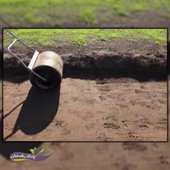 عوامل موثر در متراکم شدن خاک باغچه