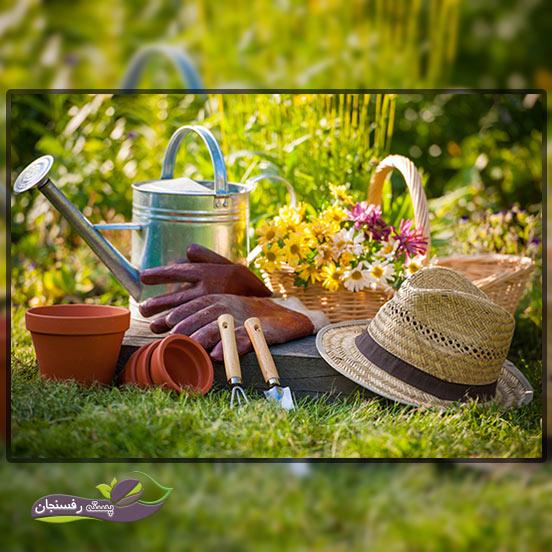 ترکیب ایده آل برای خاک باغچه منازل شما