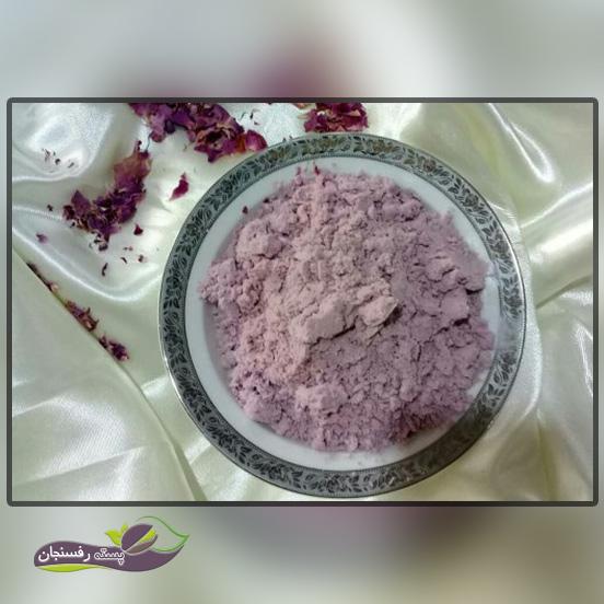 قاووت گل محمدی