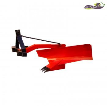 دستگاه نهرکن یک طرفه پشت تراکتوری (مناسب تراکتور فیات)