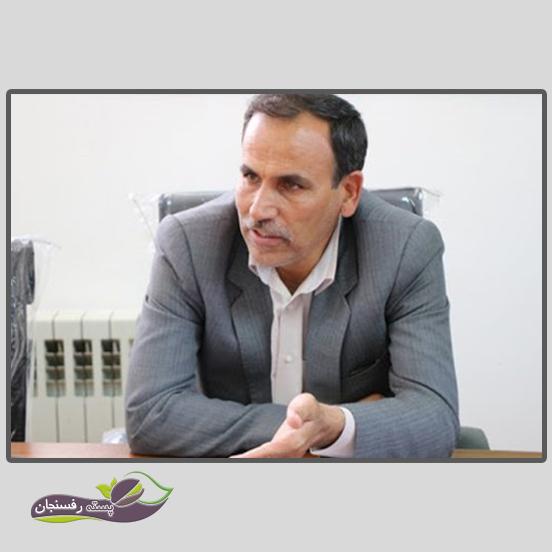 بیوگرافی مهندس حسین رضایی دبیر کل انجمن پسته ایران