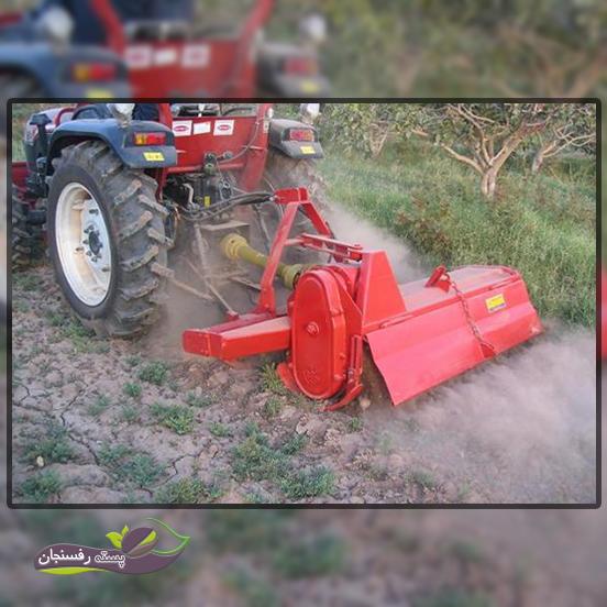 سله شکنی خاک با عملیات خاک ورزی تابستانه