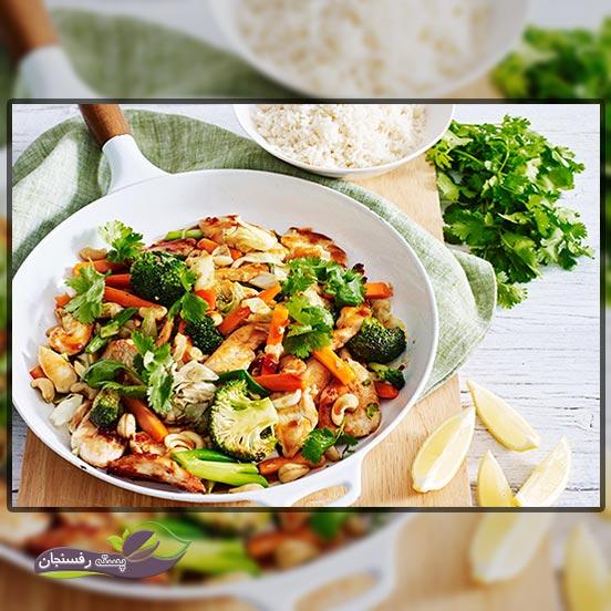 سس گیاهی خوش طعم برای وگان ها (گیاه خواران)