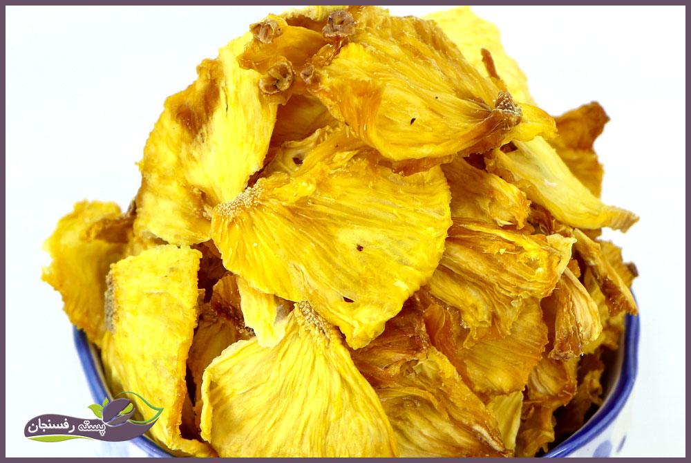 برگ آناناس