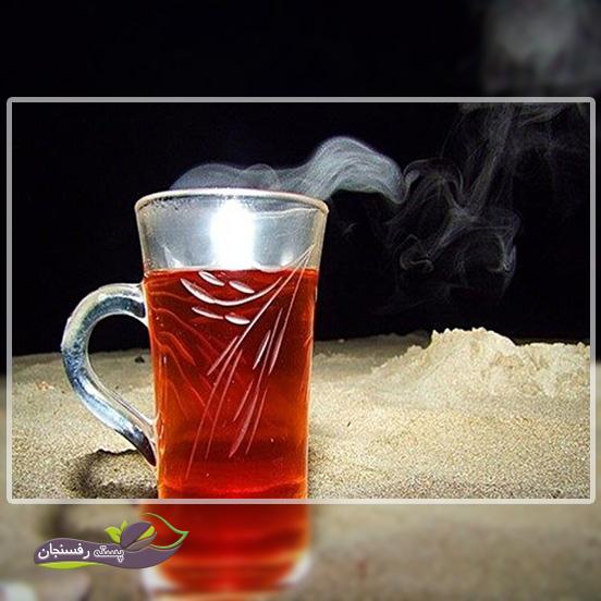 توصیه های مهم در زمان مصرف چای