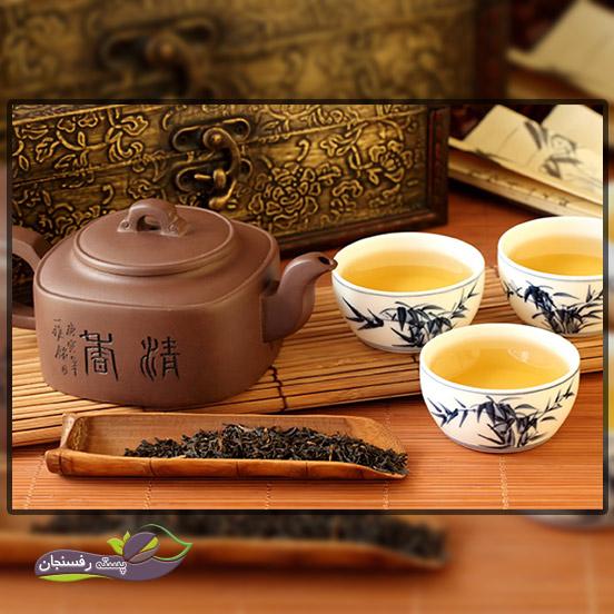 خواص برتر چای سبز در ژاپن