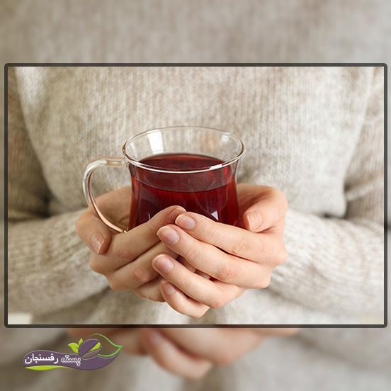 چای به عنوان مسکّن ملایم و کاهش دهنده فشار خون